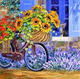 #Delivery of Sunshine by Mikki Senkarik