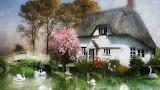 Rustic British Cottage