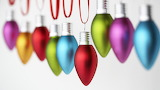 ^ Christmas ornaments