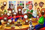 Clock Shop~ Mary Thompson