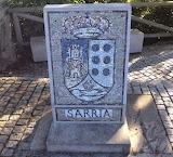Sarria Camino Sign