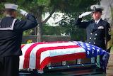 navy funeral