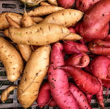 ^ Sweet Potatoes