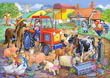 Farm Friends - Linda Birkinshaw
