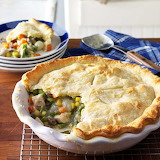 ^ Chicken Pot Pie
