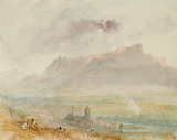 The Town and Lake of Thun, c.1841, J.M.W Turner