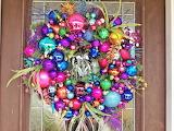 Bright Christmas Wreath