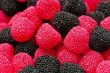 #Raspberry and Blackberry Candy