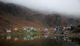 Greenland Inuit Village