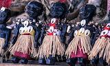 Togo, Voodoo dolls at Akodessewa fetish market