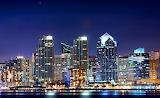 San Diego Skyline...