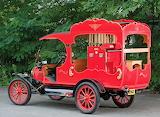 1913 Ford Model T Calliope Truck