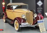 Invercargill Transport World Car Museum 1934 Ford