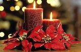 #Christmas Holiday Candles