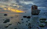 Cape Arkona Old Lighthouse. Rugen Island