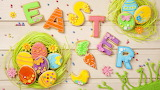 Easter-cookies-pastel-holiday-eggs-nest