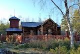 Pielpajarvi Wilderness Church, Finland
