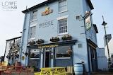 Hampshire, Portsmouth, Old Town, Bridge Tavern