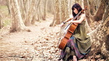 #Cellist in the Forest