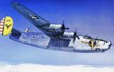 B-24-liberator-ww2-war-art