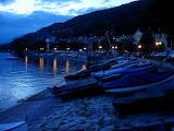 Night in Lago Maggiore