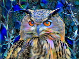 owl, PBarlowArt@pixabay