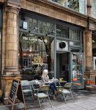 Coffee Tree London England UK Britain