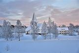 Lapland - village