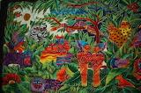 Laurel Burch Cats in the Jungle