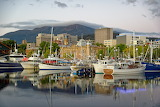 Hobart City - my home town