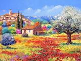 Tuscan scene...............x