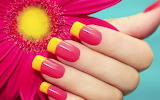 Beautiful Summer Nails...