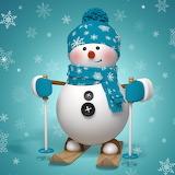 ☺ Snowman...