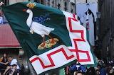 Siena Contrada dell'Oca - Bandiera