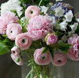 Mazzo di fiori rosa 21