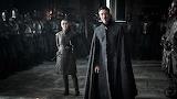 GOT - Winterfell-Arya-Littlefinger-1
