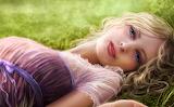 blonde girl, fantasy