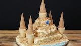 Sandcastle - Cake