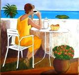 Guapeta, Petit déjeuner au bord de mer, 2011