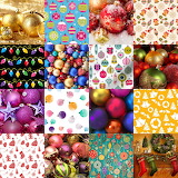 #Christmas Decorations Collage 3