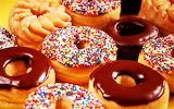 #Sprinkles or Chocolate Glazed?