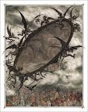 """Art enchantedbook """"The Snow Queen"""" """"Boris Diodorov"""""""