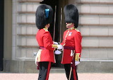 Changing-guards