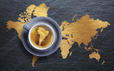 ^ Coffee around the world