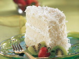 ^ Key Lime Coconut Angel Cake