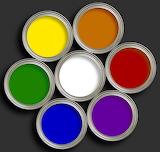 ☺♥ Paint cans...