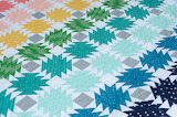 ^ Pineapple Quilt block