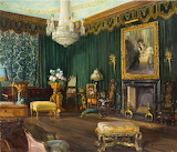 An Interior at Culham Court~ Nestor Cambier