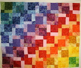 ^ Colorful quilt