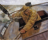 Hard a Lee. Cristian Krohg 1882